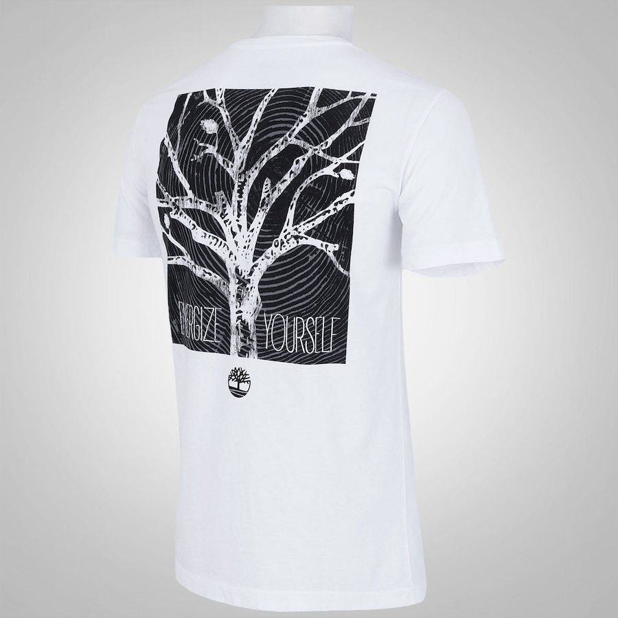 df476a75a0 ... Camiseta Timberland Árvore Gravura - Masculina