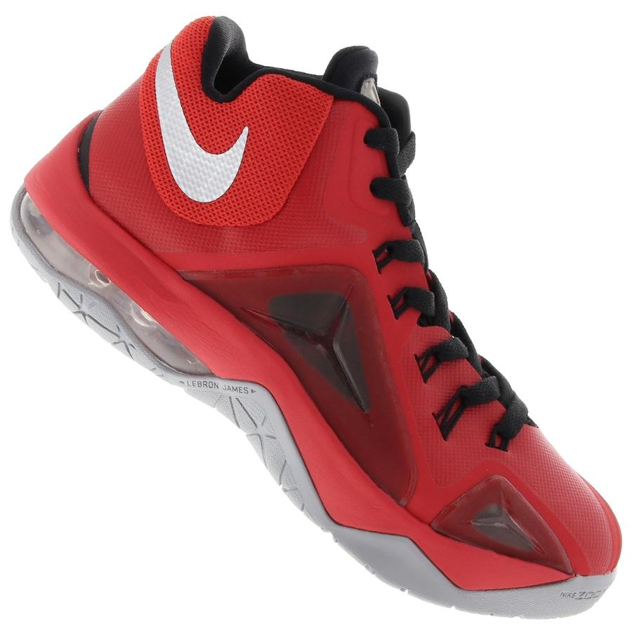 on sale 0930a f8ba8 Tênis Nike Lebron James Ambassador VII