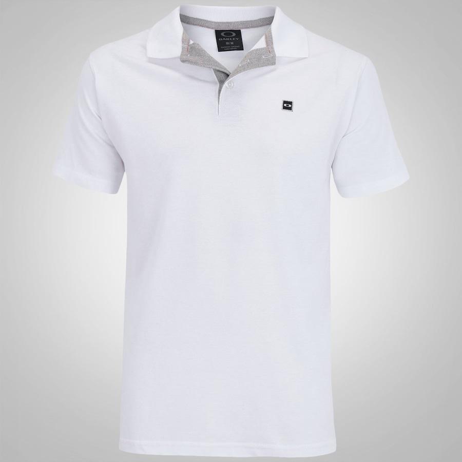Camisa Polo Oakley Essencial Square Masculina 2cc3a71d4f