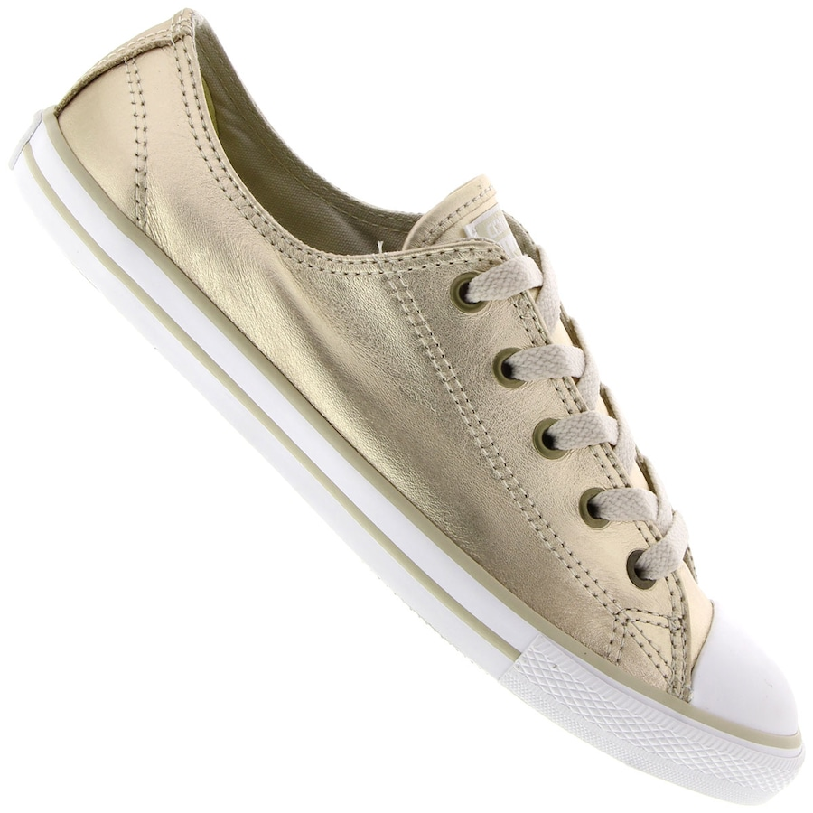 73384a5ea1 Tênis Converse All Star CT AS Dainty Leather Feminino