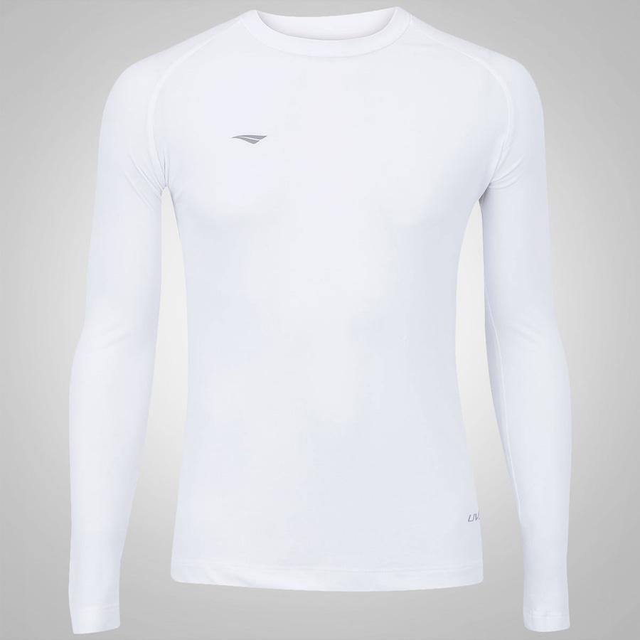 Camisa Manga Longa de Compressão Penalty UV Masculina 9d7cd0db36447