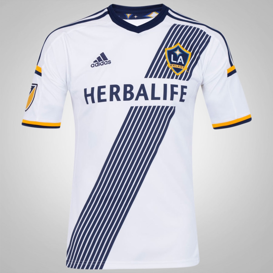 f32f71249b Camisa do Los Angeles Galaxy I 15 16 adidas