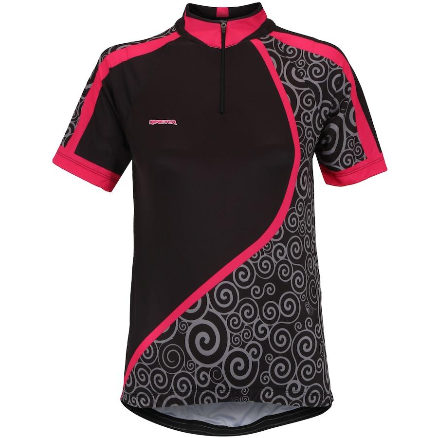 Camisa de Ciclismo com Proteção Solar UV Refactor Medusa 67a6679fa5f01