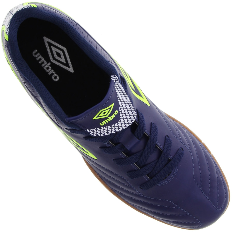 92e58359d0 ... Chuteira Futsal Umbro Attak II - Adulto. Personalize. Imagem ampliada   Passe o mouse para ver a imagem ampliada