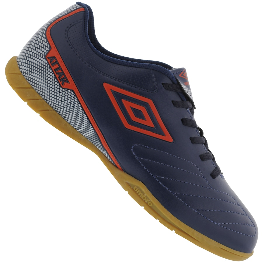 bd86550318 Chuteira Futsal Umbro Attak II - Adulto
