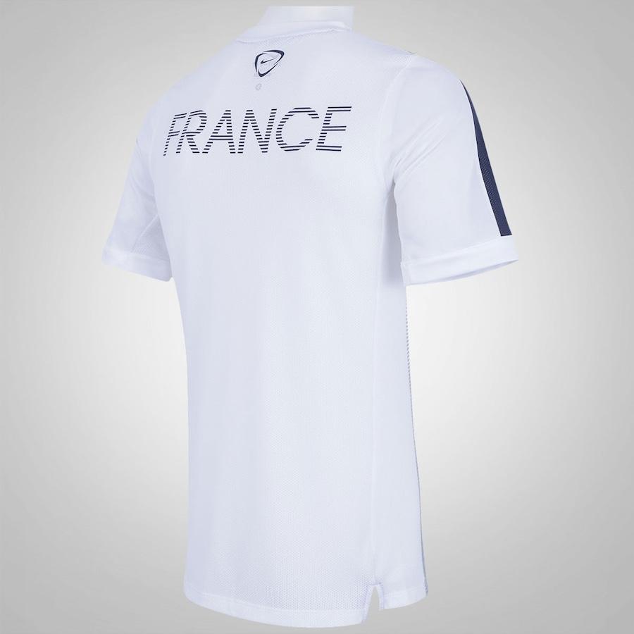 eeb9075668 Camisa Pré-Jogo da França 2015 Nike