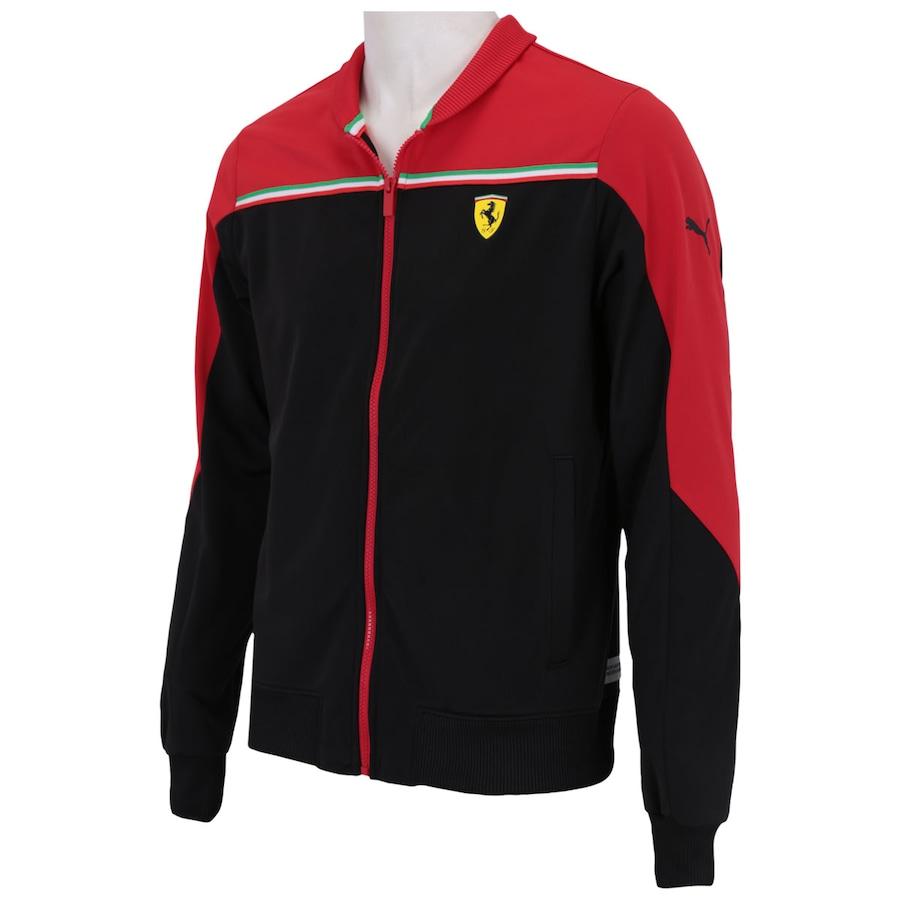 Jaqueta Puma Scuderia Ferrari Track - Masculina 028b5f689c6