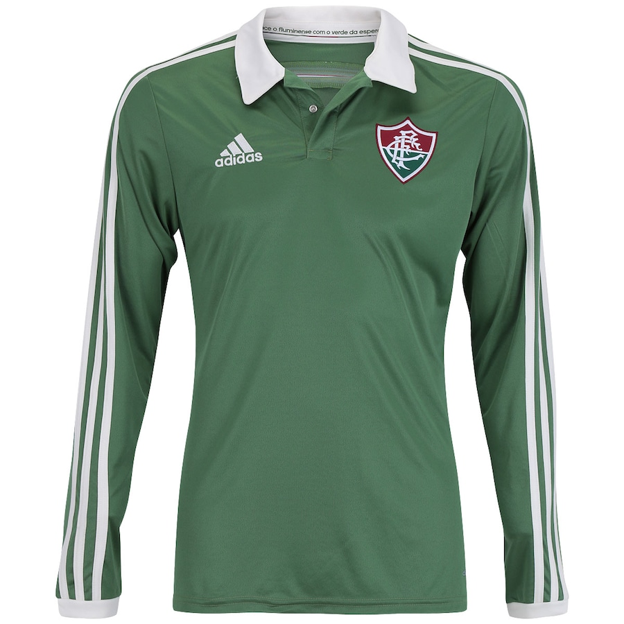 bd6a16549a Camisa Manga Longa Fluminense III adidas 2015