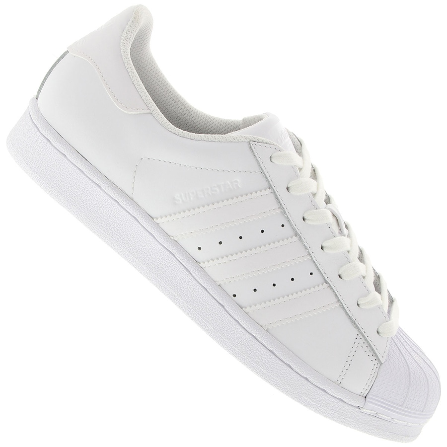 7e2351109f9d1 Tênis adidas Originals Superstar Foundation Masculino