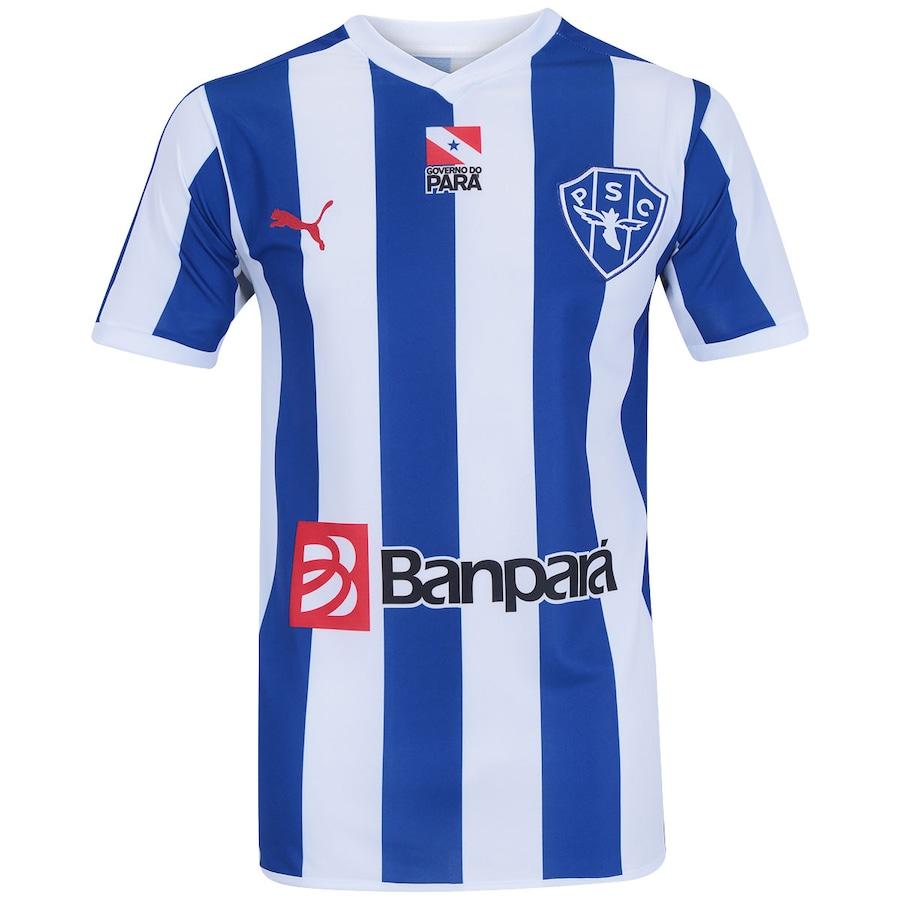 768460e258 Camisa do Paysandu I n°10 2015 Puma