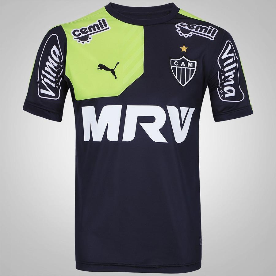 3fecc36a3 Camisa do Atlético Mineiro Comissão Técnica 2015 s n° Puma