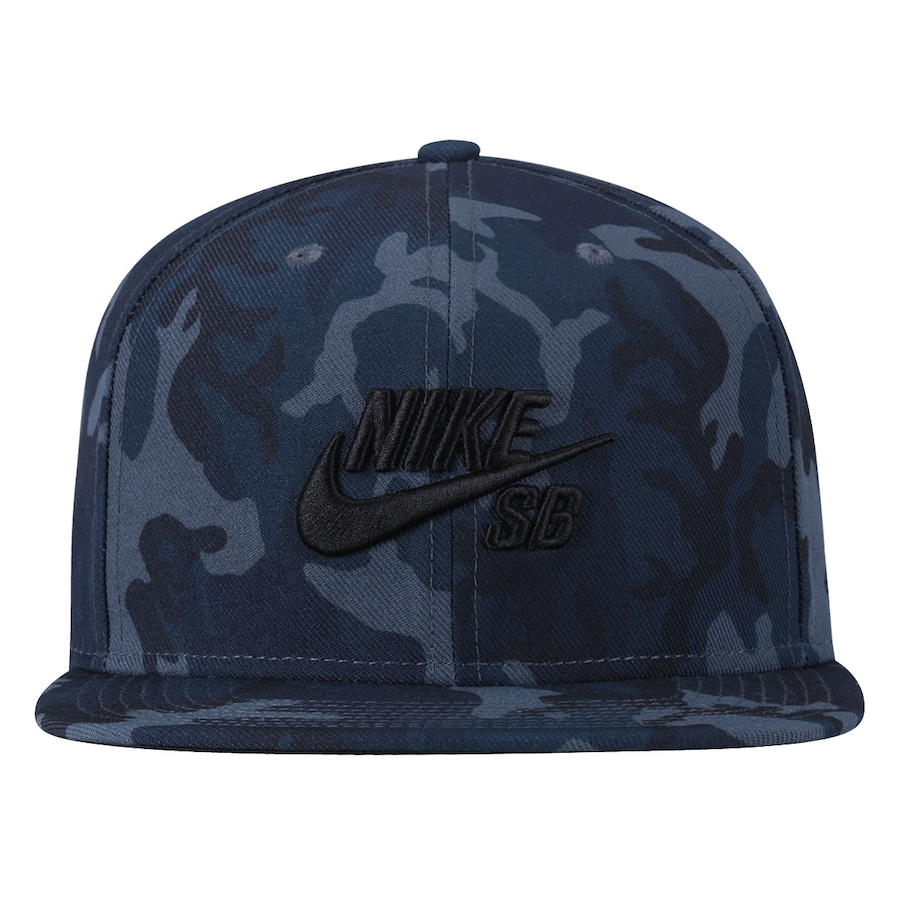 41c8fcbbda2 Boné Aba Reta Nike SB Perf Camo Trucker – Snapback - Adulto