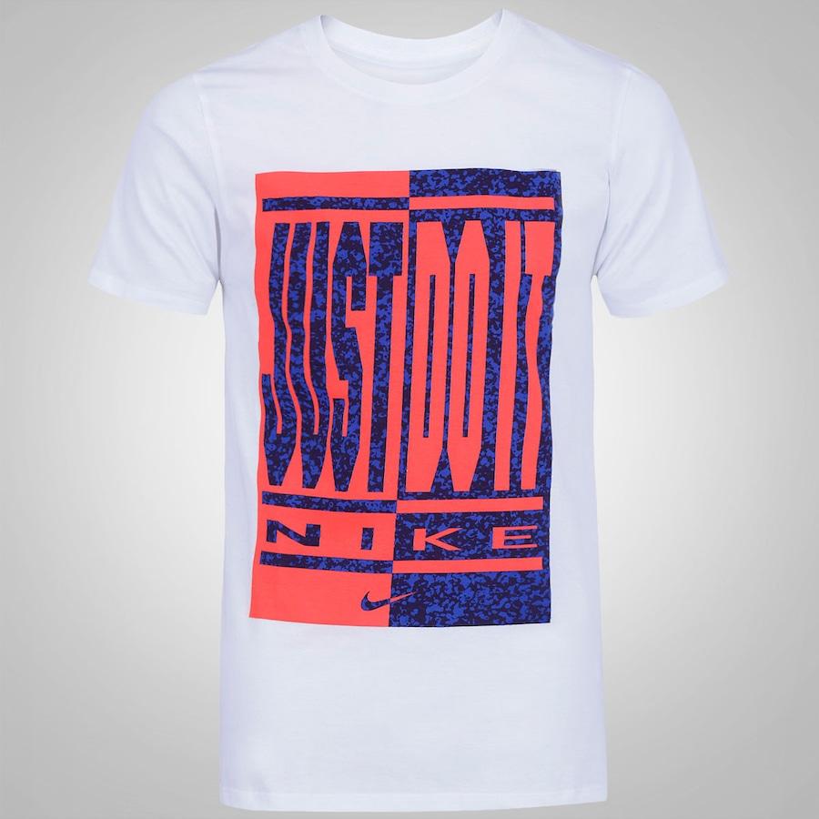 1b8e194b2f1f9 Camiseta Nike 90 Just Do It - Masculina