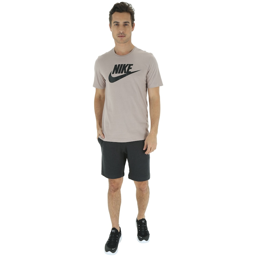 3f57afd657 Camiseta Nike Futura Icon - Masculina