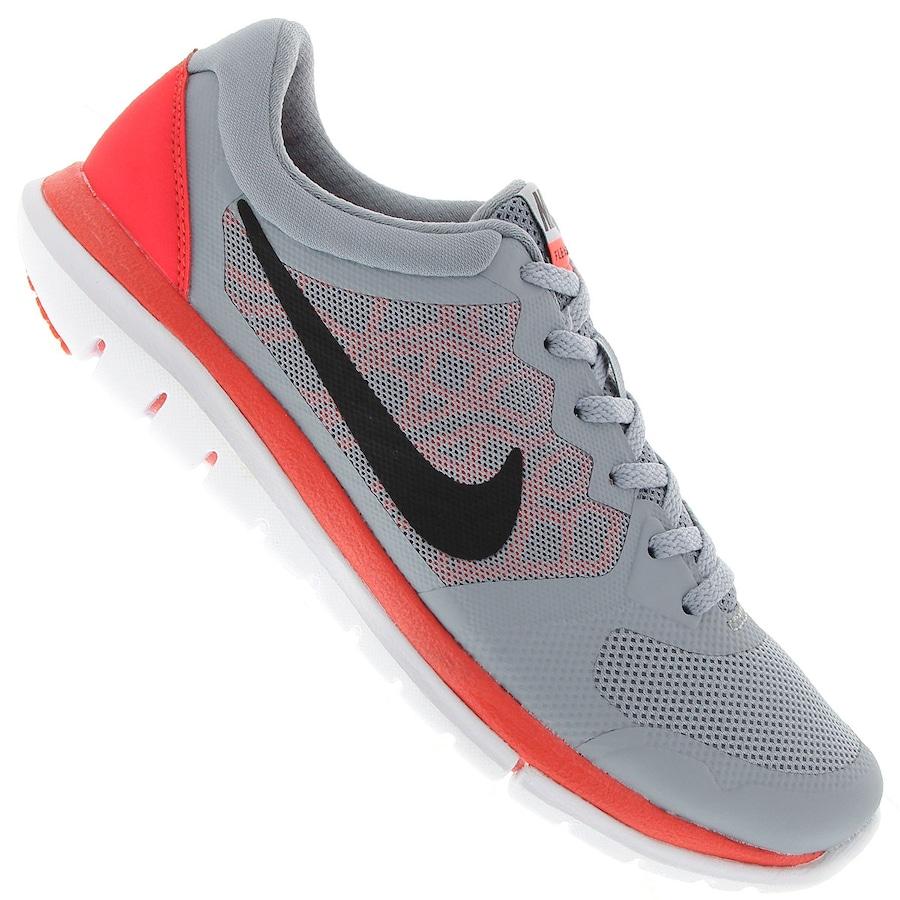 10ca79b2606 Tênis Nike Flex 2015 RN MSL Masculino