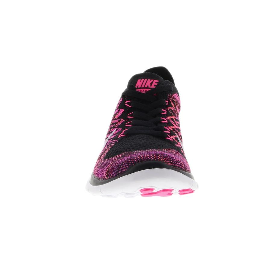 5bbda8ec0ee ... Tênis Nike Free 4.0 Flyknit - Feminino ...