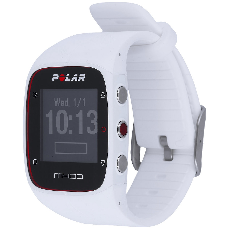 f429e2574e5 Monitor Cardíaco Polar M400 HR com GPS e Transmissor