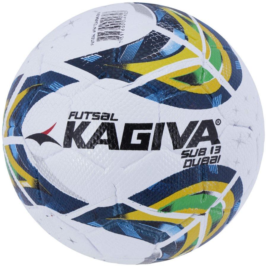 12fbd9fb2a644 Bola de Futsal Kagiva Dubai Sub 13