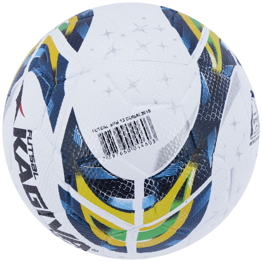 Bola de Futsal Kagiva Dubai Sub 13 5bc5ef9e9ec73