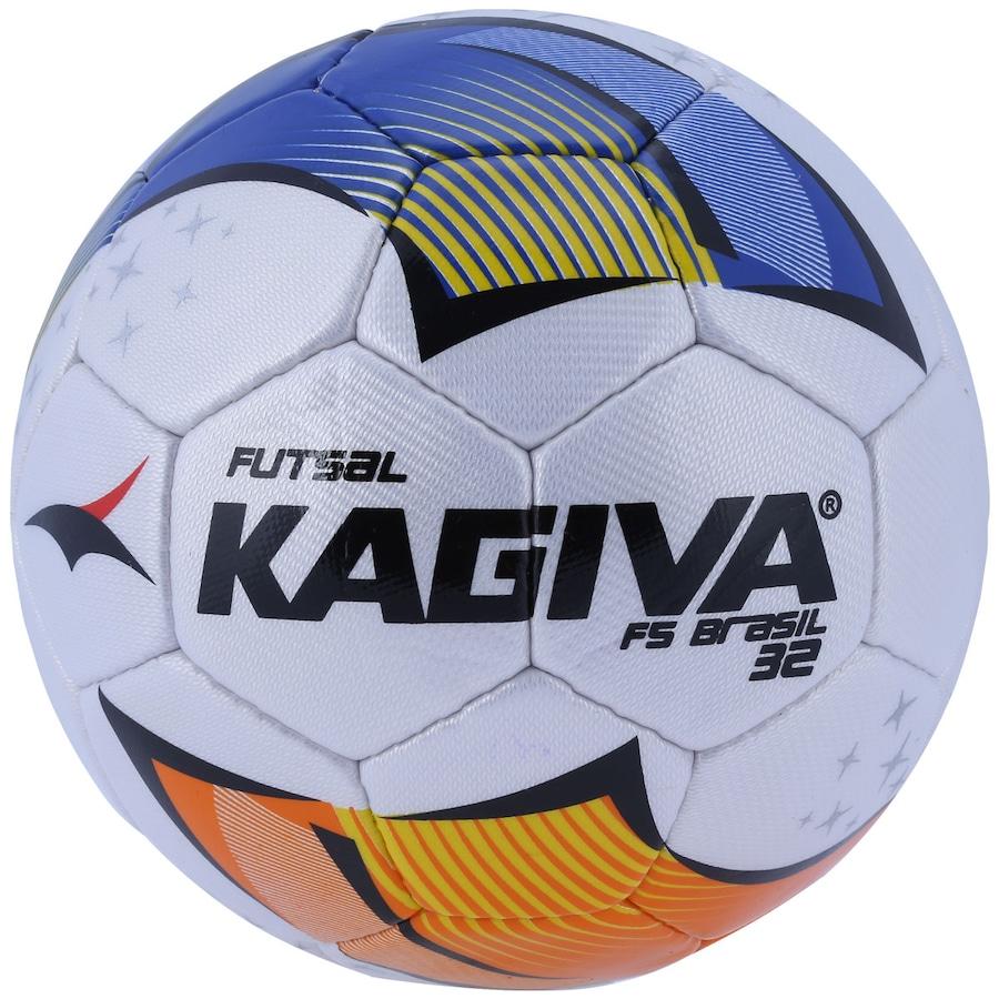 Bola de Futsal Kagiva Costurada eb0b1dcd36392