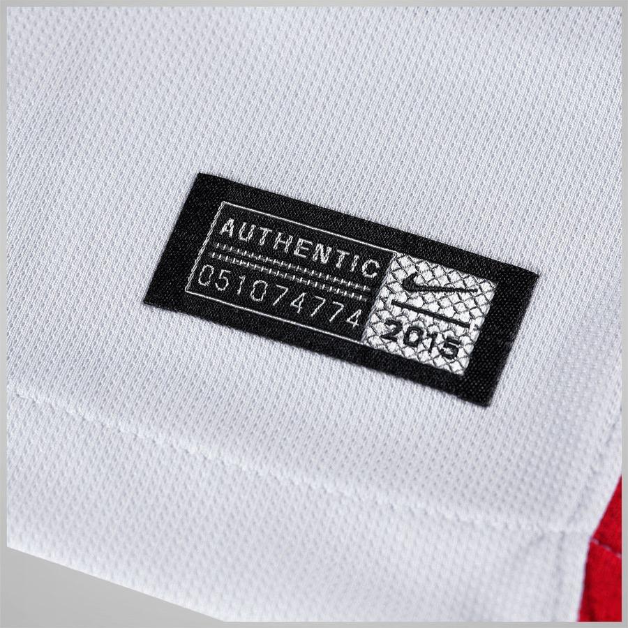 ... Camisa do Internacional II 2015 s nº Nike - Juvenil ... d3bf425b5dd5a