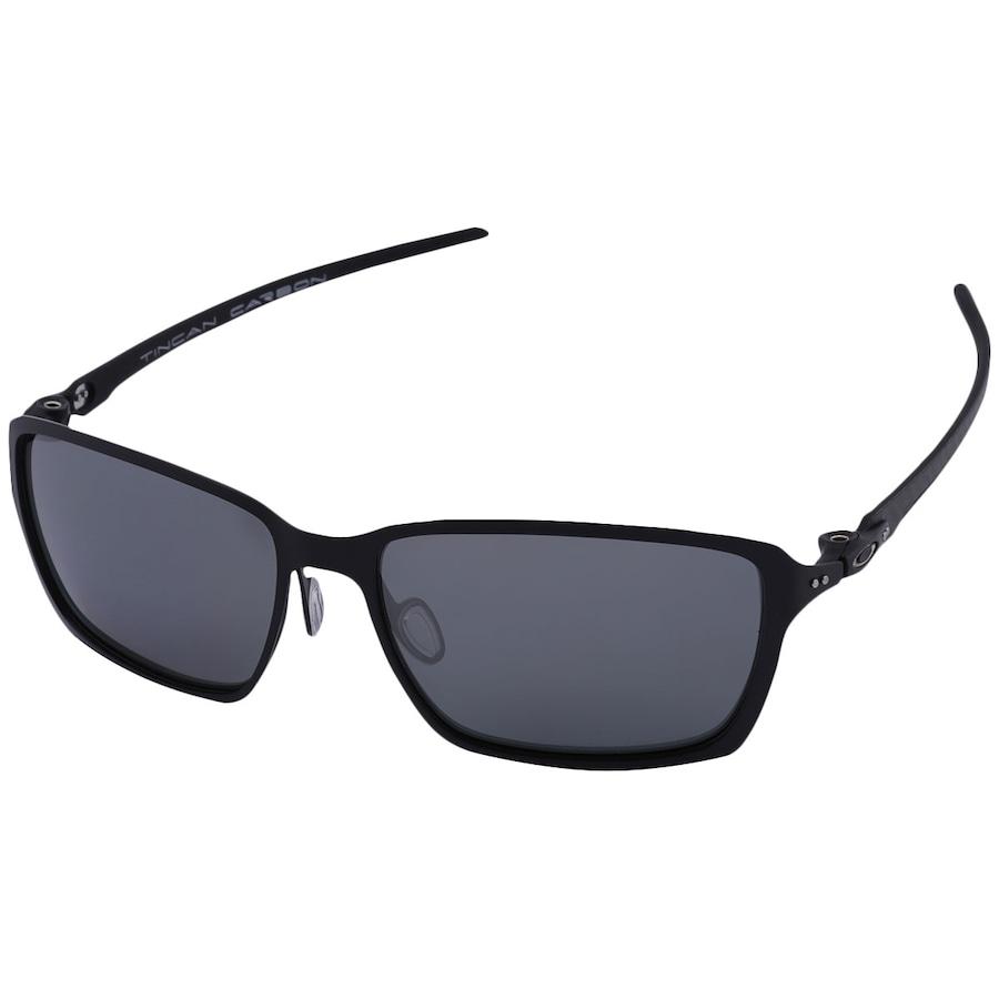 Óculos de Sol Oakley Tincan Carbon Iridium Polarized f6c127ca2d3