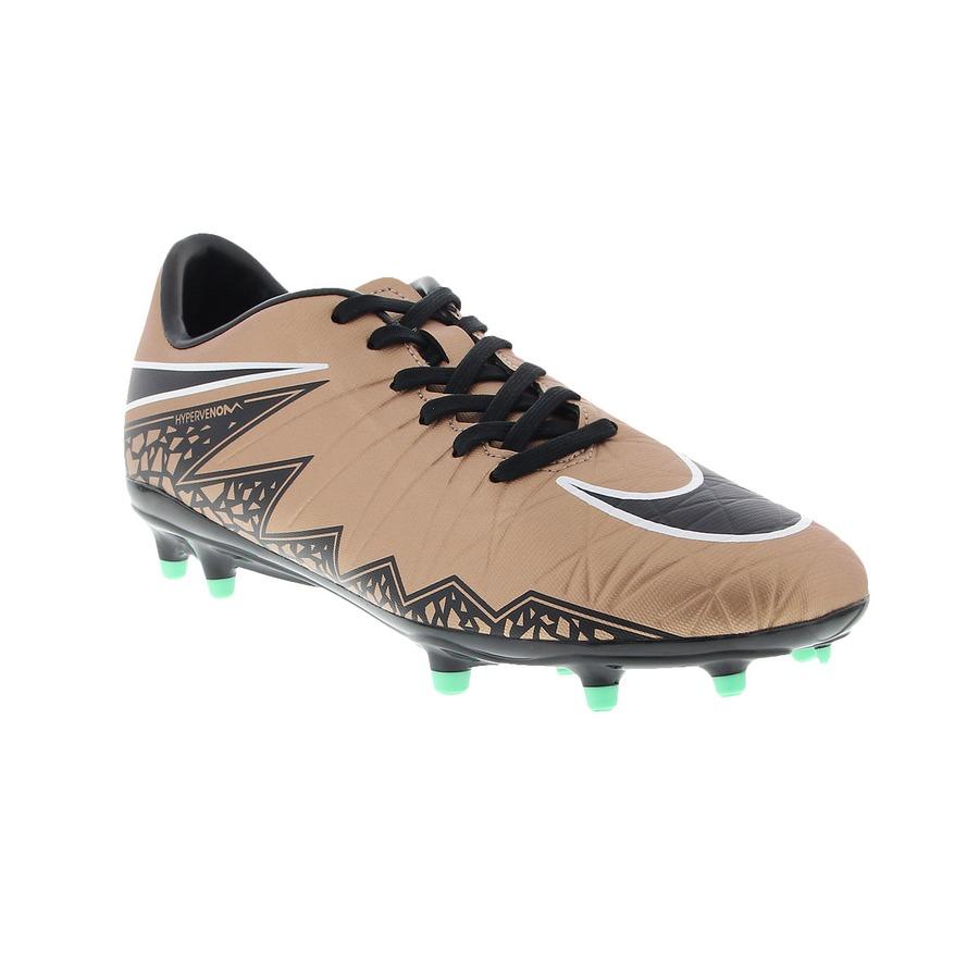 Chuteira de Campo Nike Hypervenom Phelon II FG - Adulto 56567cfa97410