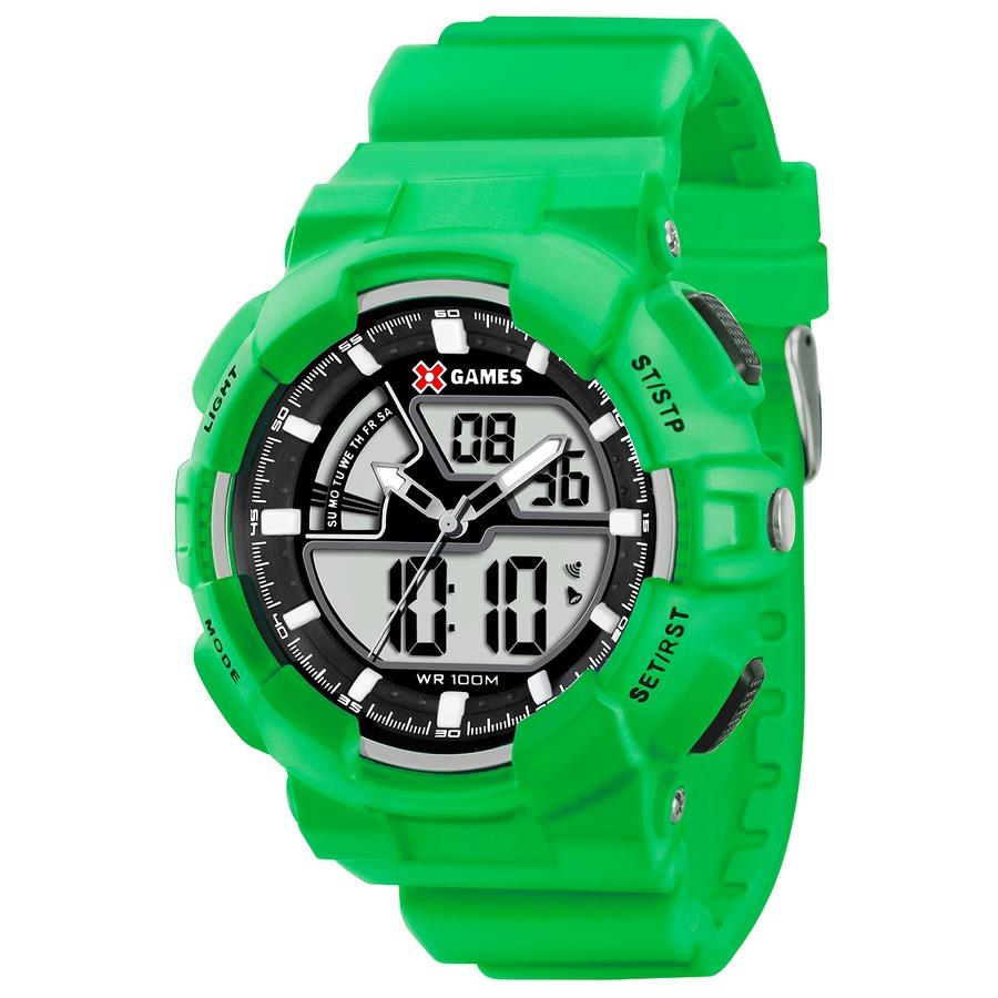 212b6a6abc0 Relógio Masculino Analógico Digital X Games XMPPA162