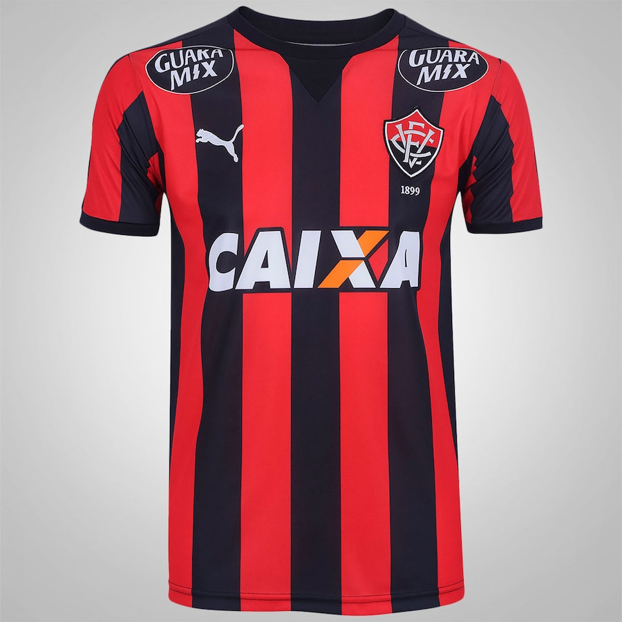 Camisa do Vitória I 2015 Puma 4e640f9eee1