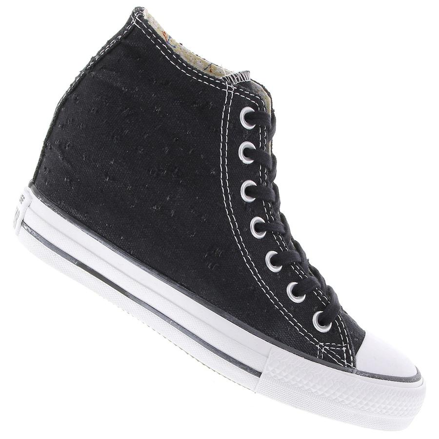 ae4e32a710 Tênis Converse All Star CT AS Lux Mid - Sneaker - Feminino