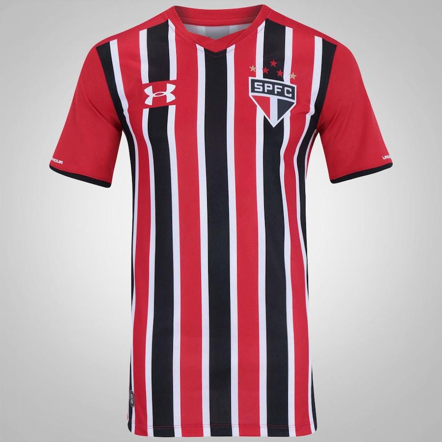 3f68ca76760 Camisa do São Paulo II 2015 s nº Under Armour - Masculina