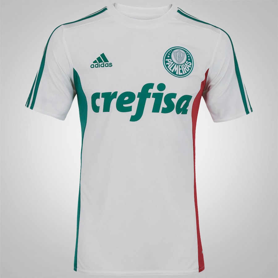 Camisa do Palmeiras II 2015 s n° adidas - Masculina a4eb24a9af936