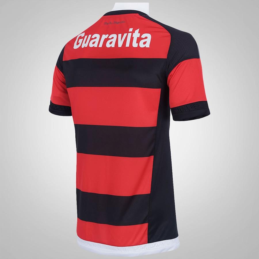 58bea0c23020e ... Camisa do Flamengo I 15/16 com Patrocínio adidas - Masculina ...