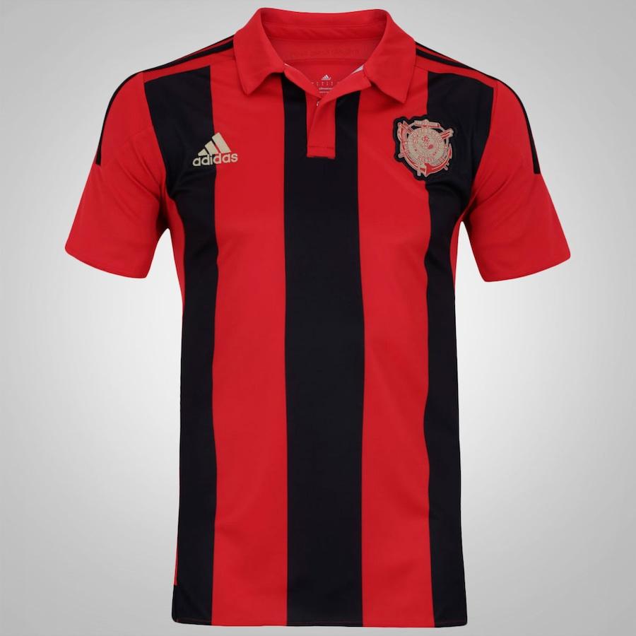 Camisa do Sport Recife I 2015 s nº adidas - Masculina 328c8852597a9