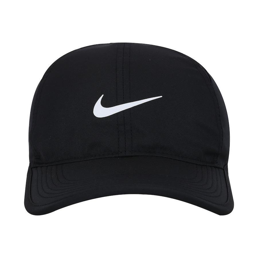 4795007d3d408 Boné Aba Curva Nike Featherlight - Strapback - Adulto