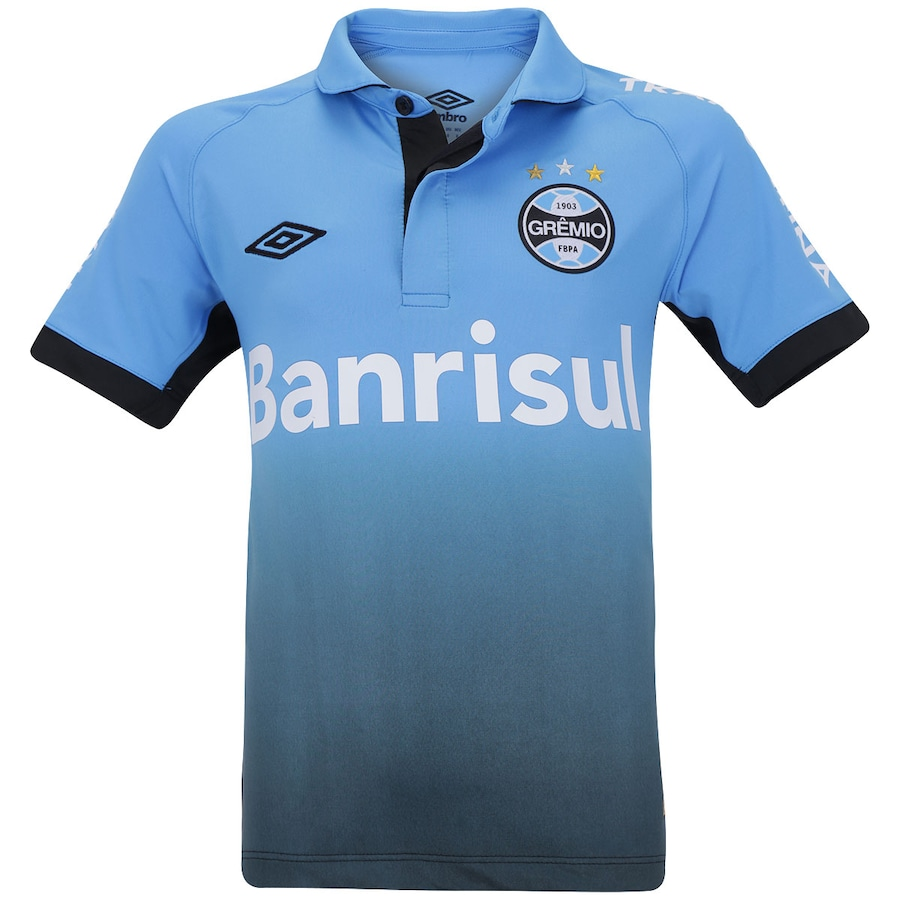 0d2d30fc34 Camisa Umbro Grêmio III 15 Infantil