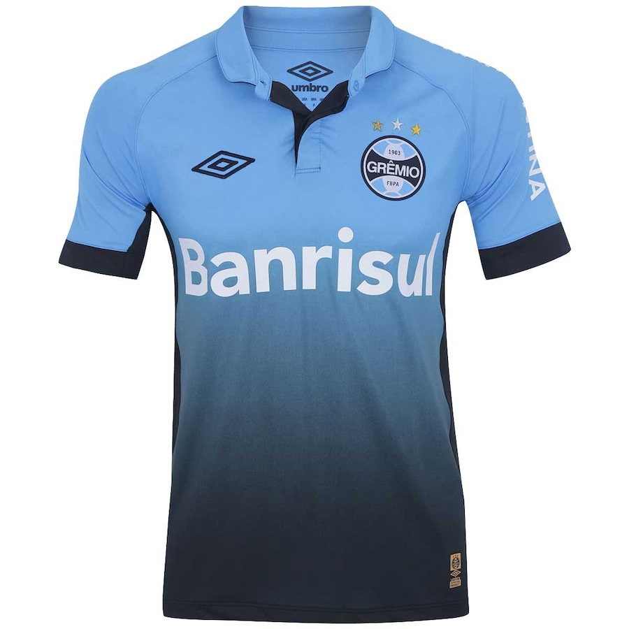 441d707ada284 Camisa do Grêmio III 2015 Umbro