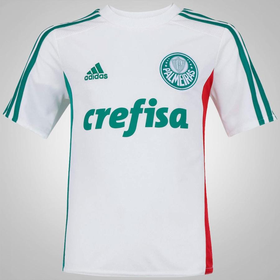 Camisa do Palmeiras II 2015 s nº adidas Infantil 16c631cec3405
