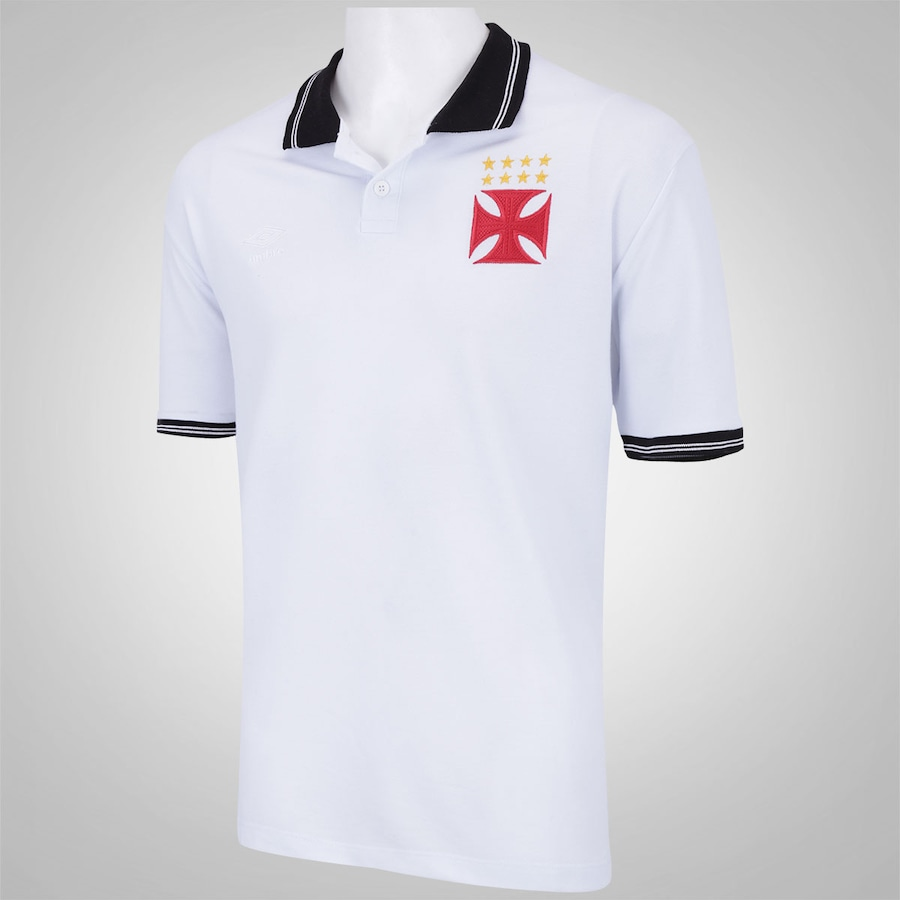 Camisa Polo do Vasco Umbro Class Basic - Masculina 1b37b5861234d