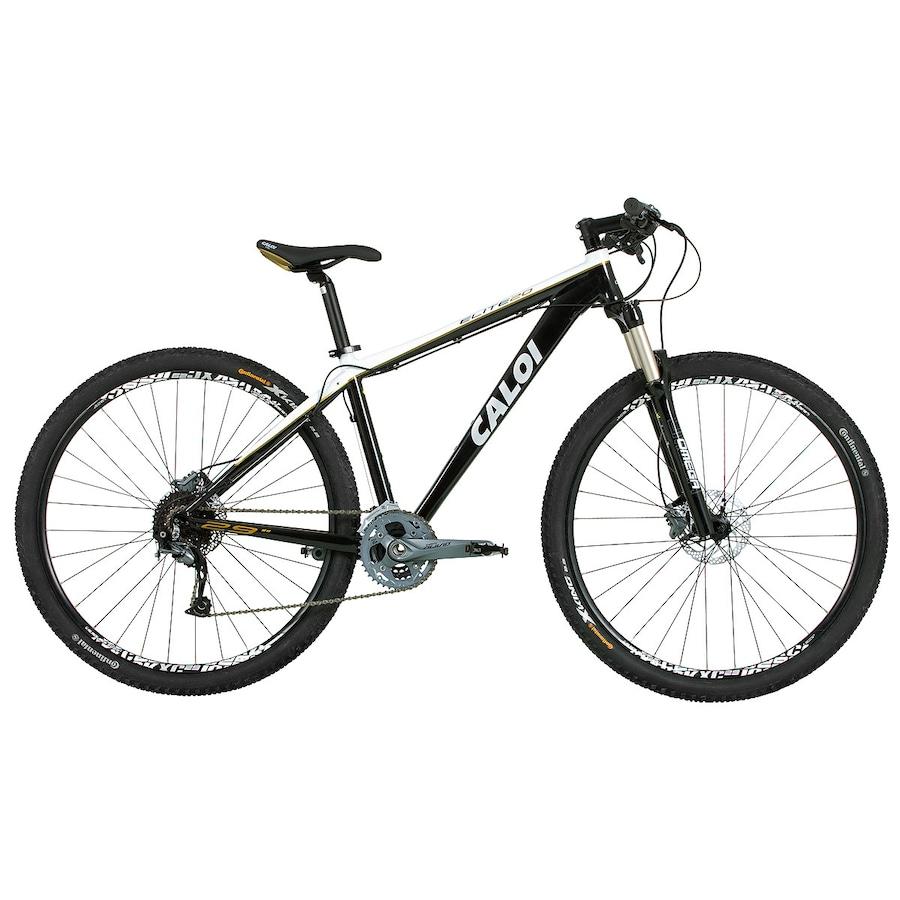 Bicicleta Caloi Elite 20 – Aro 29 – Freio a Disco 309893d53a4e5