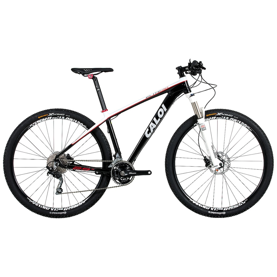 08af5c13a Bicicleta Caloi Elite 30 - Aro 29 - 30 Marchas