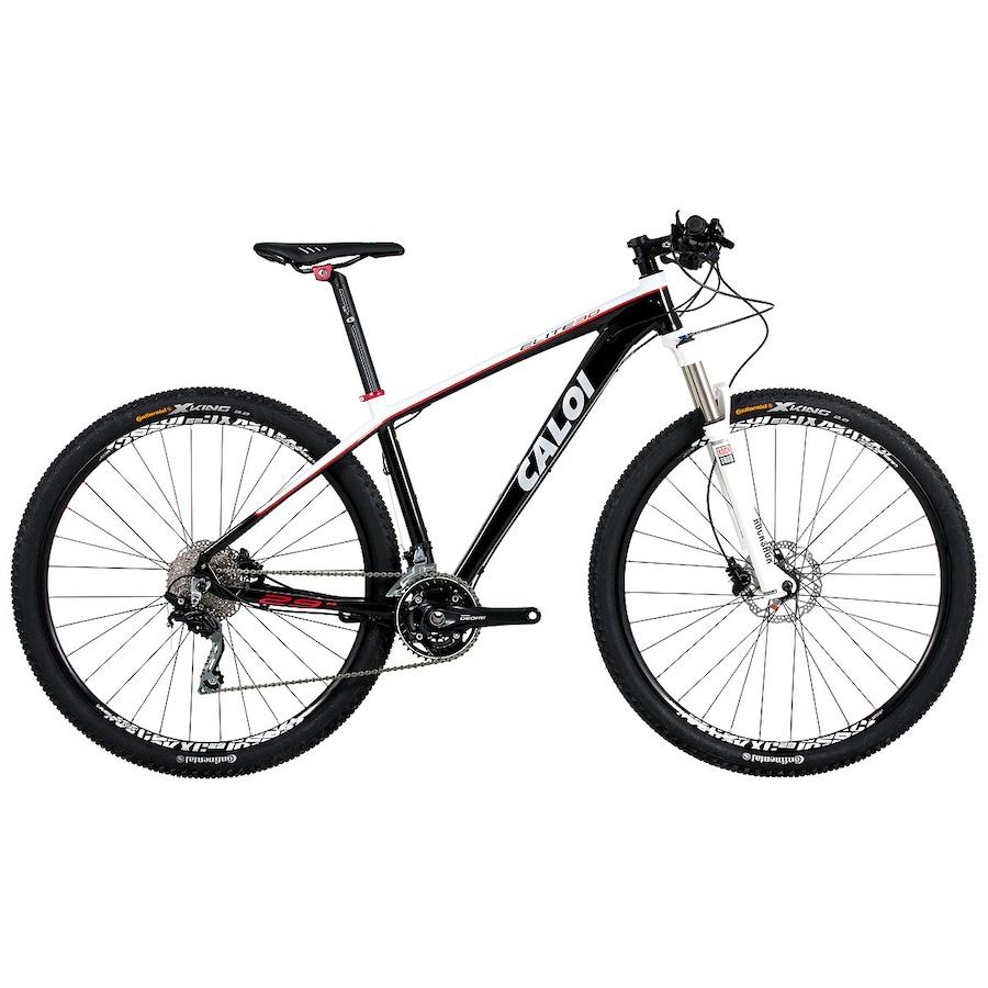 f3e53d0dc Bicicleta Caloi Elite 30 - Aro 29 - 30 Marchas
