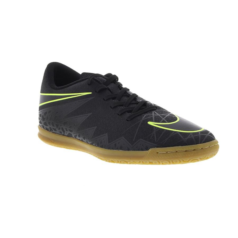 Chuteira Futsal Nike Hypervenom Phade II IC - Adulto 0bb79606973f3