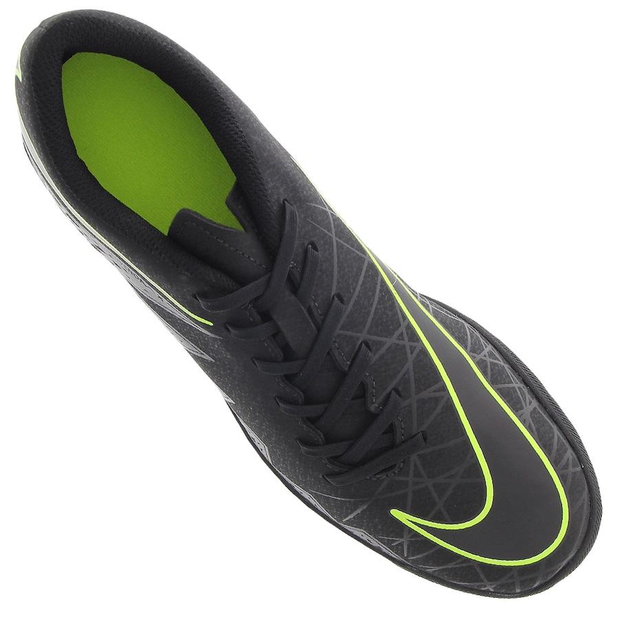 Chuteira Society Nike Hypervenom Phade II TF - Adulto d76c6ca00ce65