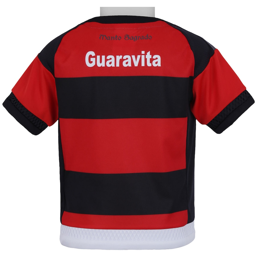 b73d84b155 ... Kit Uniforme do Flamengo I adidas – Infantil ...