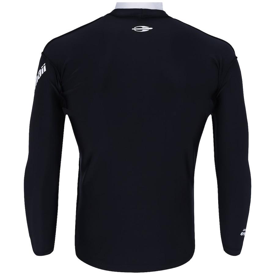40990c18ac ... Camisa Manga Longa de Lycra Extraline Mormaii - Masculina ...