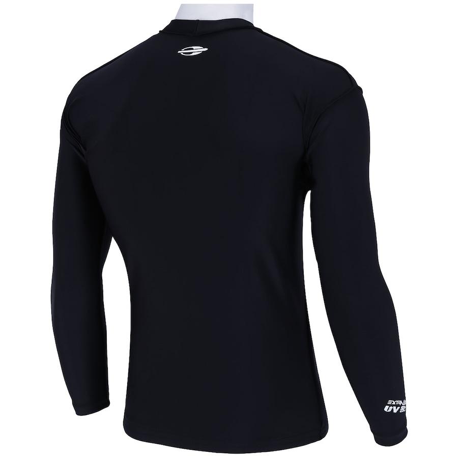 3f06b9f415 ... Camisa Manga Longa de Lycra Extraline Mormaii - Masculina