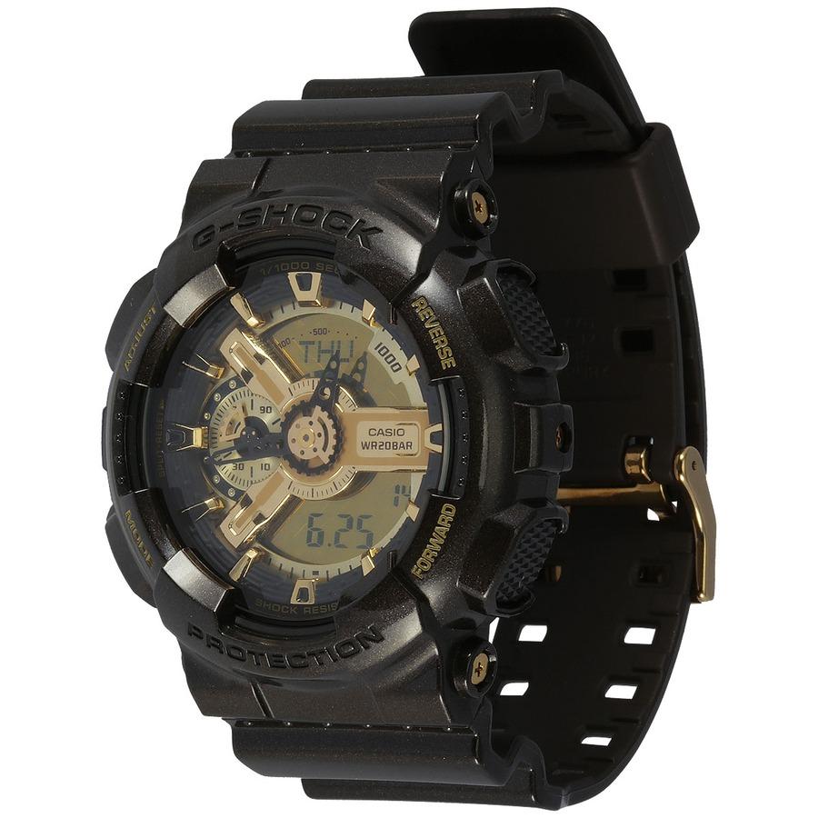 c9fd425247e Relógio Analógico Digital Casio G-Shock GA110BR