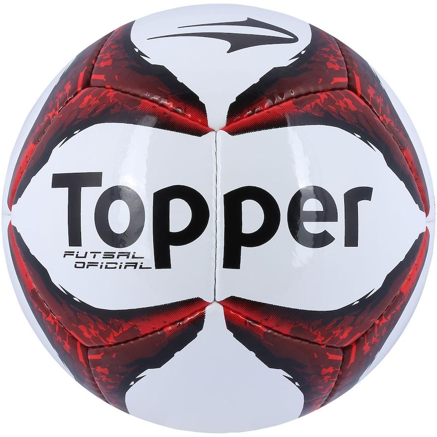 885b247d9 Bola de Futsal Topper Ultra VII