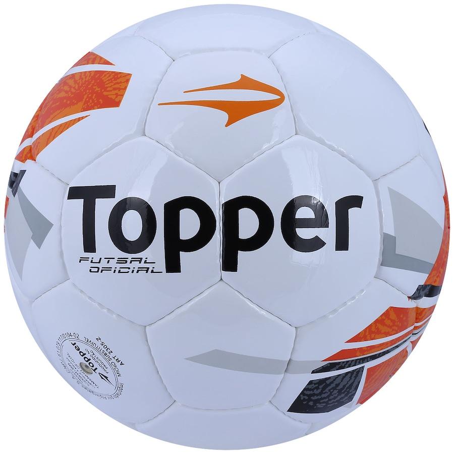 Bola de Futsal Topper Strike VII 116c4686035fb